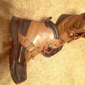 RALPH LAUREN Boys winter boots